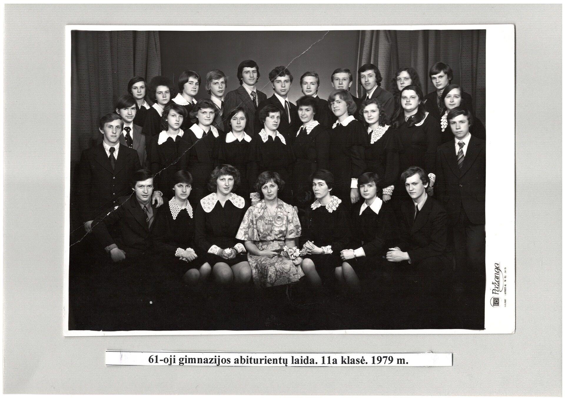 61 laida, 1979 m.