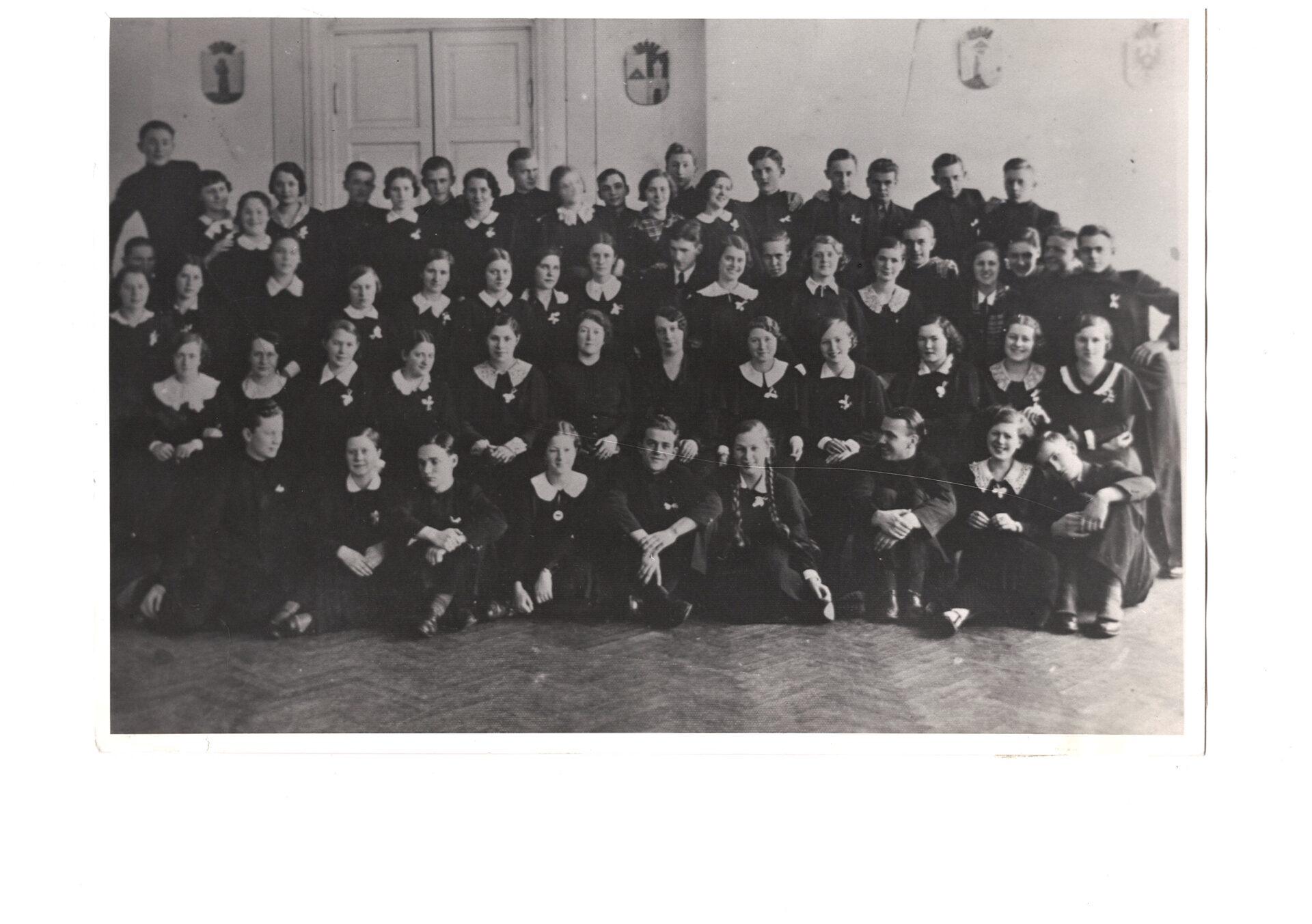 Šimtadienis, 1936 m.