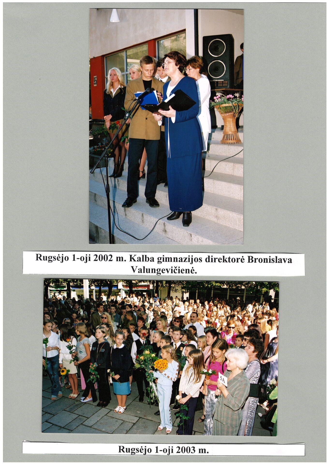2002 m. Rugsėjo 1-oji