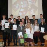 Sveikiname matematikos olimpiadų ir konkursų nugalėtojus