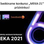 """Sveikiname konkurso """"MEKA-21"""" prizininkus!"""